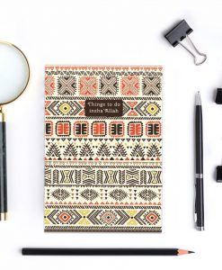 things to do notebook