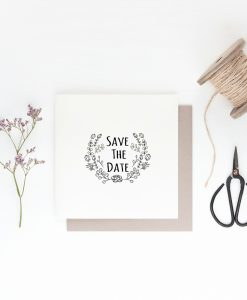 cactus save the date stamp 3