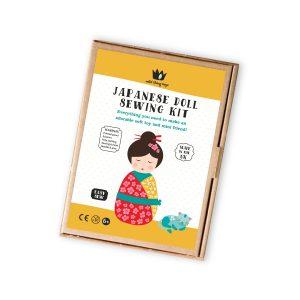 JAPANESE DOLL BOX
