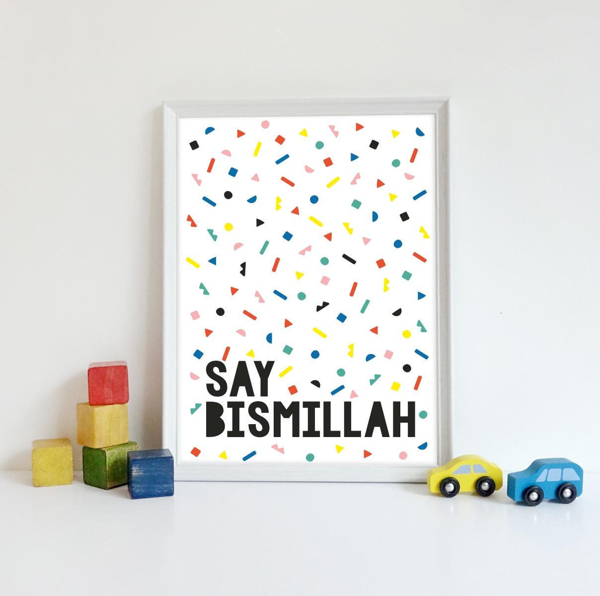 Bismillah The First Word