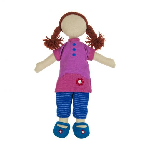 muslim faceless prayer time doll, ethnic doll